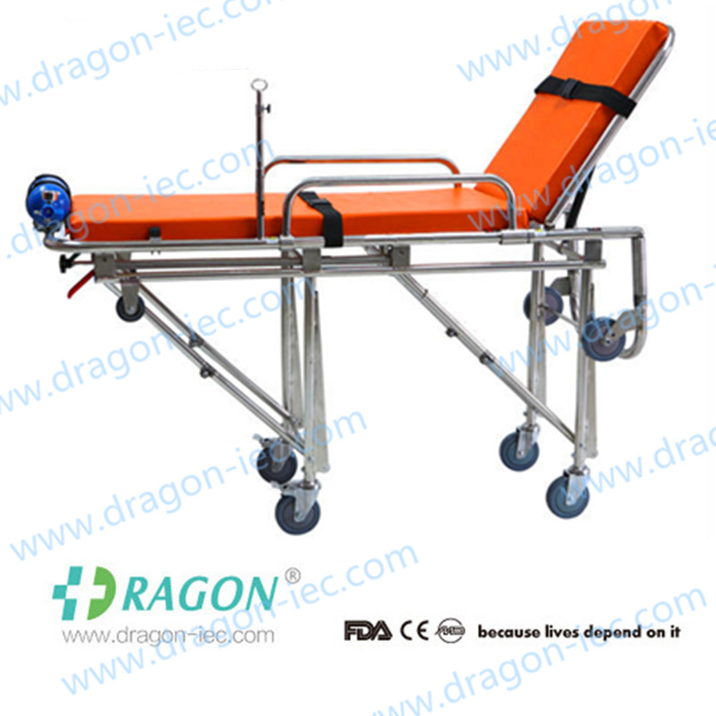 DW-SS002 Rescue Stainless Steel Ambulance Stretcher(China (Mainland))