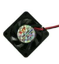 1Pcs Black 2 Pin 12V 40mm x 10mm 4010 Brushless DC Fan PC Cooling Cooler Fan(China (Mainland))