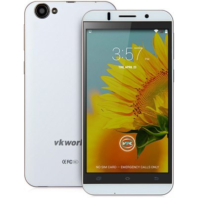 VKWORLD VK700 MTK6582 Quad Core 1.3GHz Smart Mobile Phone Android 4.4 8GB ROM 5.5inch Screen 13MP Camera GPS 3G Cellphone(China (Mainland))
