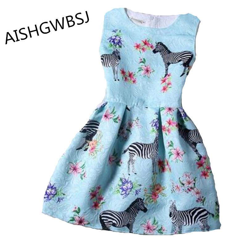 2017 New Women Summer Print dress Slim Vintage Sleeveless Mini Dress Female Tank Basic Vestidos Plus Size dresses ZS514(China (Mainland))