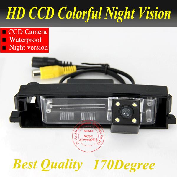 Car Rear View Reverse backup Camera auto DVD GPS camera in car camera for TOYOTA RAV4,RELY X5\09 CHERY TIGGO 3,CHERY A3(China (Mainland))