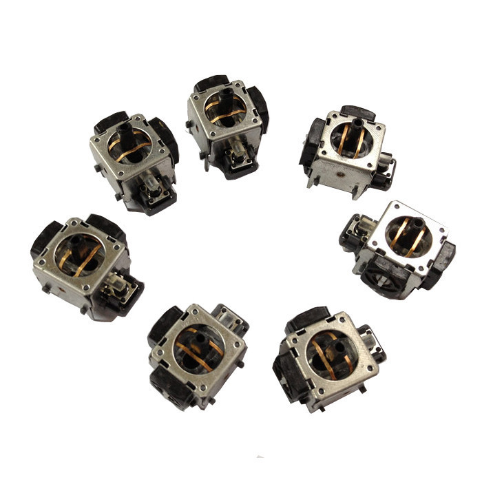 6 x High Quality Analog Stick Switch for Sony PS2 Microsoft Xbox 360 Controller(China (Mainland))