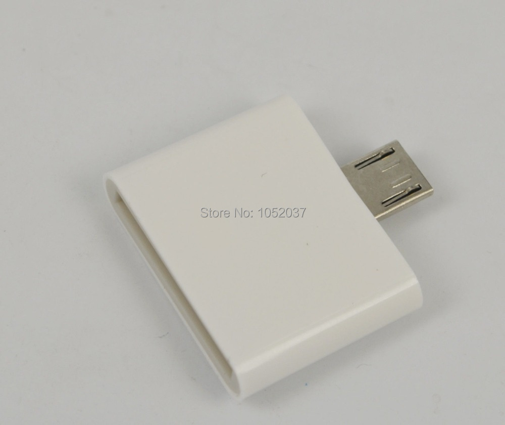 Micro usb V8 to 30 pin for iphone 4 dock Charger Adapter Converter for Samsung S4 S3 Note 2 HTC/LG/Nokia/Sony XiaoMi Micro usb