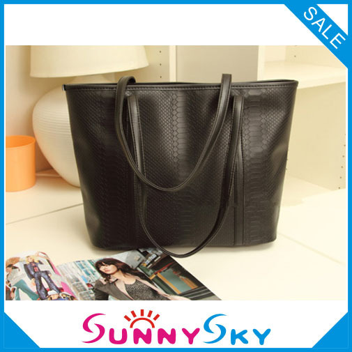 Free Shipping Wholesale New 2013 Women's Handbags Casual Fashion Shoulder Bags Big Lady's Handbags Mommy bag big size PU leather