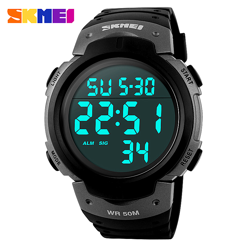 watches electronics army led digital