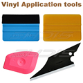 Car Window Tint Tools Kit for Auto Vinyl Film Tinting Scraper Squeegee Wrapping Installation Squeegee