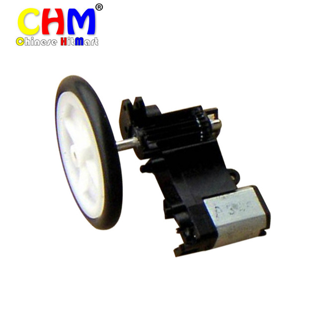 wholesale 100pcs/lot DIY intelligent robot car wheel Rubber Car Wheels Diameter 30.5MM Shaft hole 2mm toy car parts #J274-2