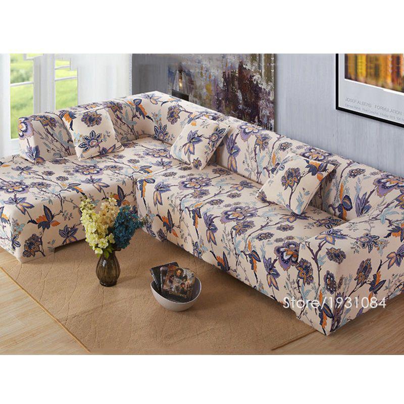 Universal Sofa Cover Tight Elastic Slipcover Fundas De Sofas Couch Sectional Slipcover 1/2/3/4-Seater Cover Sofa Home Decor(China (Mainland))