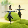Studio Ghibli Howl s Moving Castle Kakashi Kabu PVC Action Figure DIY Miyazaki Anime Figures Toys
