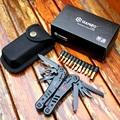 24 in 1 Ganzo G301 Folding plier outdoor survival pliers knife hunting knives brand Steel EDC