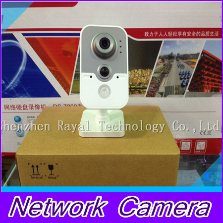 Chinese version Hikvision IP camera DS-2CD3410FD-IW wifi ip camera Cube mini ip camera 720P,CCTV cameras ,HD camea,Hikvision<br><br>Aliexpress
