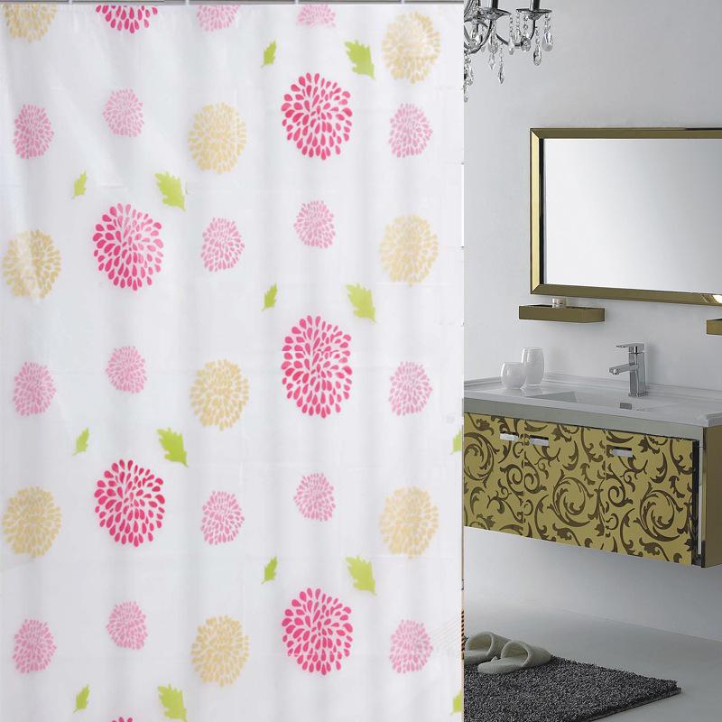 line Get Cheap Sunflower Shower Curtain Aliexpress