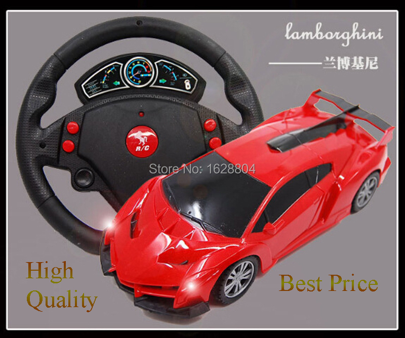 Electric Toy Cars For Boys : Fashion kids remote control cars electric radio