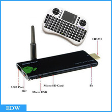 CX919 Quad core Mini pc + Air mouse keyboard 2GB RAM 8GB ROM bluetooth WiFi Strong singal CX 919 Android 4.4.2 KItkat TV Dongle(China (Mainland))