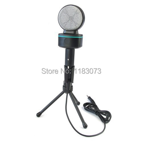 Brand New SF-930 Condenser Microphone for Speech Laptop Notebook PC Computer with Package Box Big Discount Free Shipping(China (Mainland))