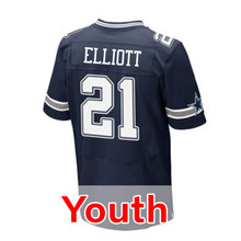 wholesale Youth 50 Sean Lee 4 Dak Prescott 21 Ezekiel Elliott Embroidery 88 Dez Bryant 82 Jason Witte Kid's Thanksgiving blue(China (Mainland))