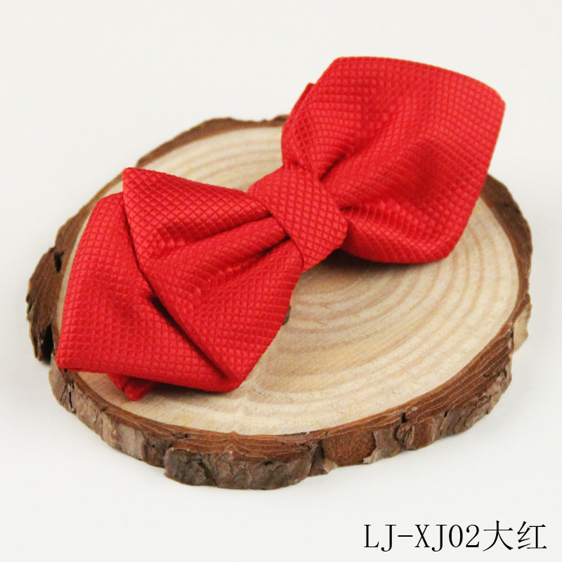 Men Colourful Plaid Cravat gravata Male Marriage Butterfly Wedding Bow ties Solid Fashion Bowties Groom