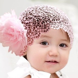 2pcs/lot Free Shipping Fashion  Headbands Baby Accessories Infant Children Hair Accessories Baby Girl Flower Headband #0854