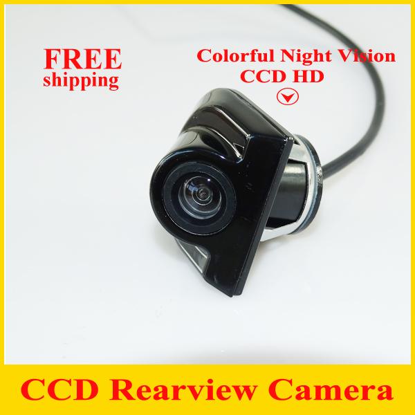 Car Reversing Camera 170 Degree WaterProof Night Vision Rear View Camera Parking Camera 12V(China (Mainland))