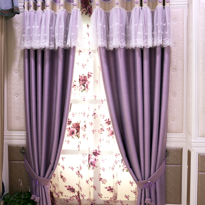 Purple Curtains For Bedroom Living Room Modern Curtain Living Room Bedroom Curtains Purple High End Quality