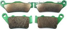 Buy Brake Shoe Pads Set HUSABERG FE 350 450 550 650 E 1995 &up/ FE400 FE 400 S- E 1998 &up/ FE450 FE 450 2003 2004 2005 2006 for $7.20 in AliExpress store