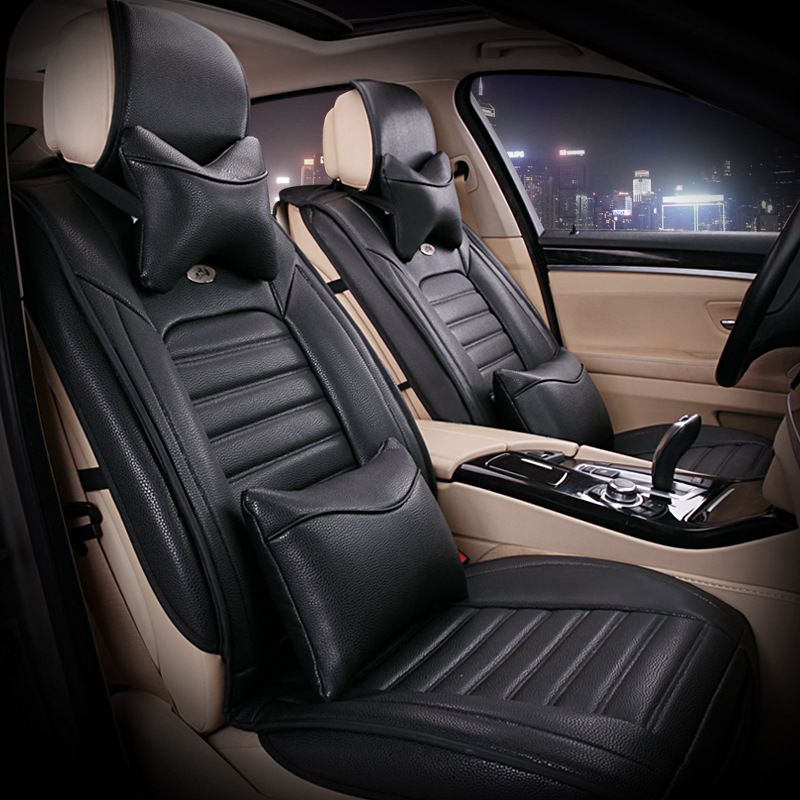 Car Covers Four Seasons General Car Seat Cover Luxury