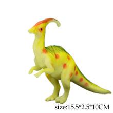 21 نمط عمل & دمى أشكال نموذج براتشيسوروس بلاسيوساور تيرانوصور التنين ديناصور مجموعة الحيوان جمع نموذج اللعب(China)