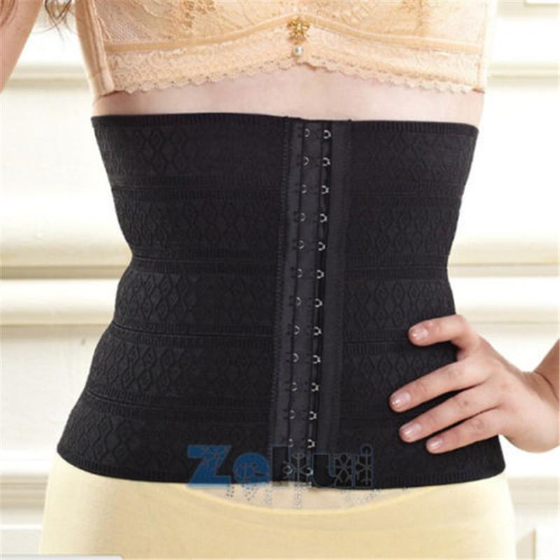 Women Body Slim Shaper Cincher Waist Belt Control Corset Firm Underbust - US'US store