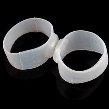 1 Pair Magnetic Toe Ring Fitness Slimming Loss Weight