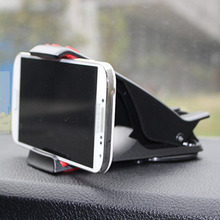 Universal Car Dashboard Phone Holder Mount Cradle Stand Soporte Movil suporte celular carro for iphone 4s 5s 6 Samsung Galaxy S6(China (Mainland))