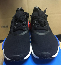 2016 Originals Micro Pacer AD Ultra NMD RunnerING Primeknit black and white blue red Edison with Mens casual shoes S79168(China (Mainland))