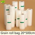 20 500cm Roll Vacuum Bag Fresh keeping Bag Food Preservation Bag Storage Bag