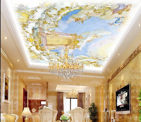 Large fashion photo wallpaper border 3d mural papel de for Wallpaper home renovation