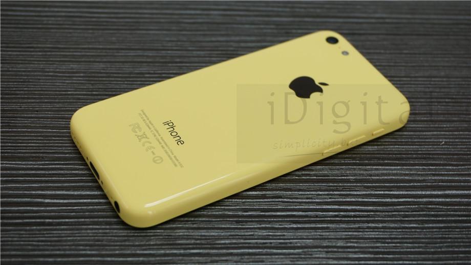 idigital apple iphone 5C ios 18