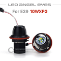 2x 10W Car LED CREE Chip Angel Eye Halo Ring Aluminum Alloy Light Bulb DRL For