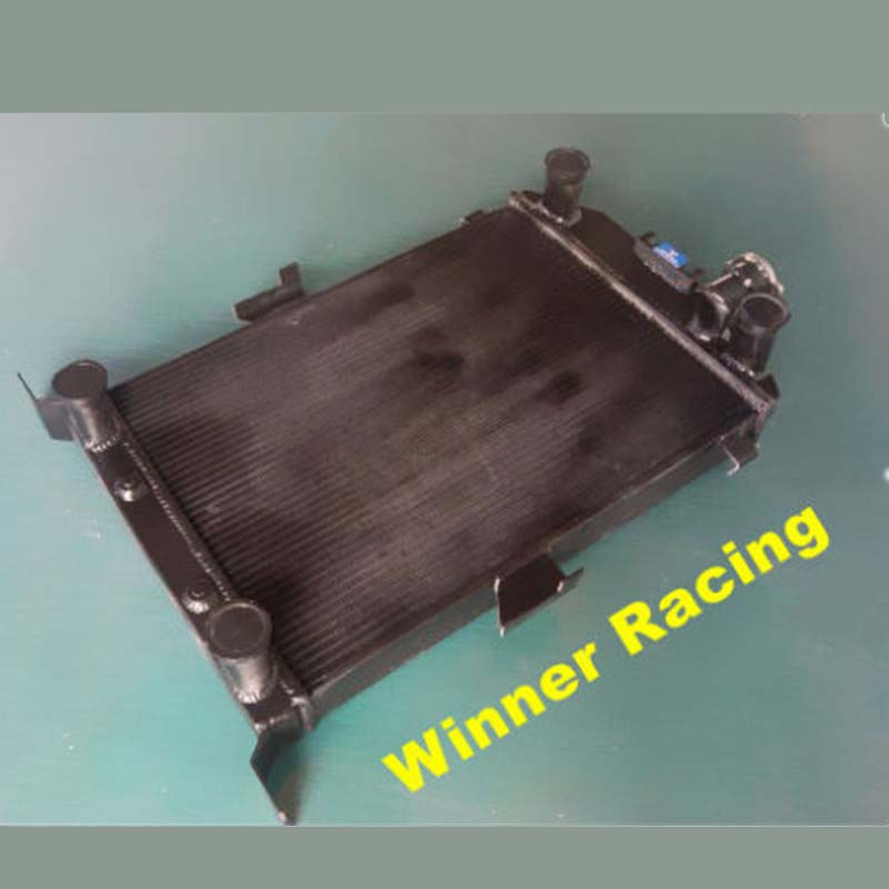 56mm 27 aluminum alloy radiator For Ford car hot street rod w/flathead v8 auto 1935<br><br>Aliexpress