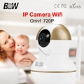 IR Cut Night Vision 720P WiFi IP Camera Wireless HD Baby Monitor Surveillance Security Camera Mobile