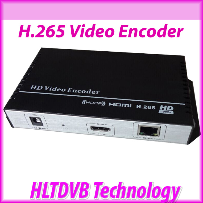 1PC MPEG-4 AVC/H.264 H.265 HDMI Encoder Replace HD Video decoder Capture Card live broadcast Device/VLC decoder/iptv - HLT (Shenzhen store Electronic Co., Ltd.)