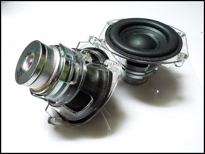 3 inch 4Ohm 4 30W subwoofer Speaker Steel magnetic Loudspeaker for harman<br><br>Aliexpress