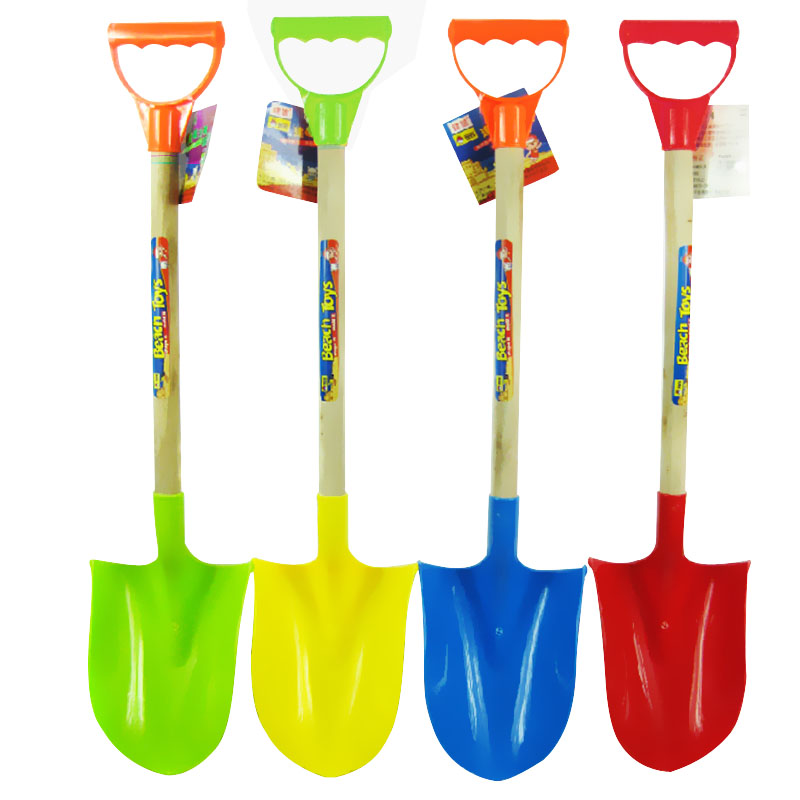 Top quanlity online Wool Large baby beach toys beach shovel sand tools toy(China (Mainland))