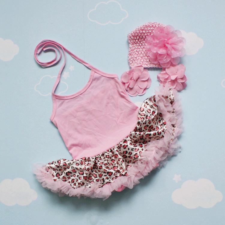 Brand Baby Girl Clothing Set Lace tutu Dress NewBorn