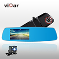 5 inch car camera rearview mirror auto dvrs cars dvr dual lens recorder video dash cam
