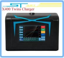 New Imax RC lipo Charger X400 Twins Released Touch Screen 400W Original Discharger for Quadcopter Drones Low Shipping girl gift