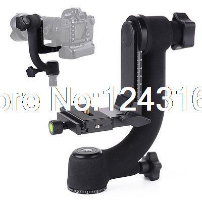 Professional Gimbal Tripod Head for DSLR Camera Telephoto Lens Panoramic LF623(China (Mainland))