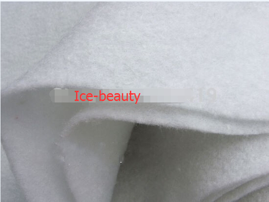 2PCS/Lot 150*100CM Thin Cotton Batting Fabric Filler Cotton-spreading Patchwork Quilting Accessory DIY Craft lining/interlinings(China (Mainland))