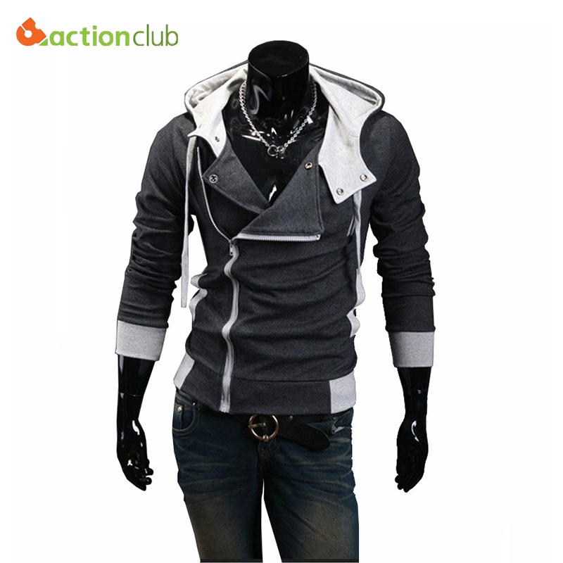 Hot Sale 2015 New Styles Men's Autumn And Winter Cardigan Korean Men's Hoodie Jacket Fahion Men's Coat High Quality jackets 6XL(China (Mainland))
