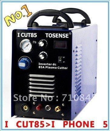 2012 Portable plasma cutter  ICUT 85 Free shipping