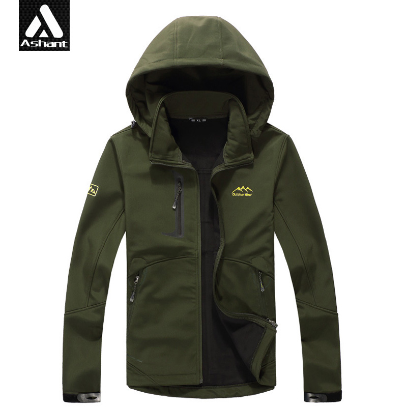 Autumn Winter New Mens Plus Size XXXL 4XL 5XL 6XL 8XL Outdoor Hunting Fleece Jacket Man Warm Removable Hooded Windbreaker Coat Одежда и ак�е��уары<br><br><br>Aliexpress