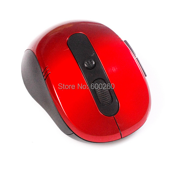 Free Shipping Portable Optical Wireless Mouse USB Receiver RF 2.4G For Desktop & Laptop PC Computer Peripherals Accessories