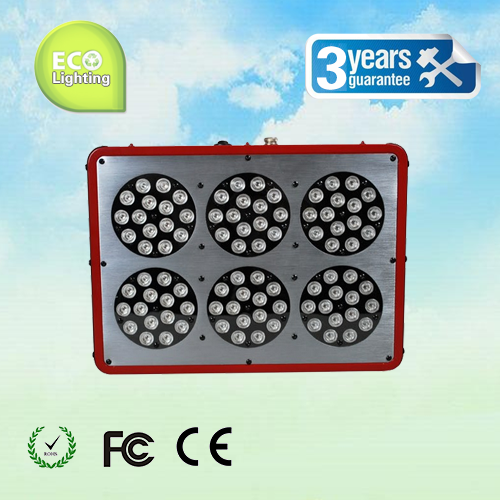 Apollo 6 90*3W full spectrum LED grow light lens for agriculture greenhouse jardin hydroponics indoor grow tent/ box plant lamp(China (Mainland))